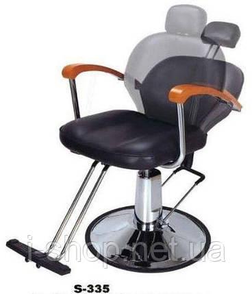 Универсальное парикмахерское кресло S-335, фото 2
