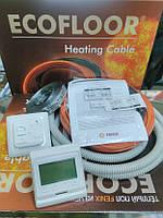 Тепла підлога 37м 400Вт Fenix ADSV 10 (тонкий кабель 10 Вт/м для укладки под плитку)
