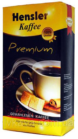 Кофе молотый Hensler Premium,  500г, фото 2