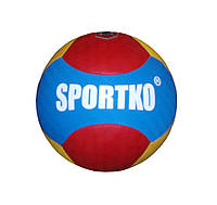 Мяч Медбол Sportko 3-4 кг ПВХ
