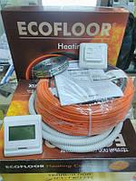 Теплый пол электрический FENIX ADSV10 на 8 м.кв нагревательный кабель 132м 1300Вт