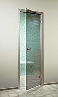 Двери для хаммама SAUNAX Classic – Прозр. Бронза - 70х190, 70х200, 70x210, 80х200, 80х210 – Универсальные