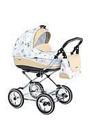 Детская классическая коляска Roan Emma E-02