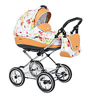 Детская классическая коляска Roan Emma E-03