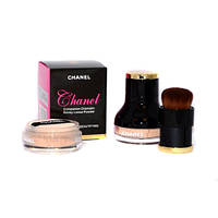 Пудра рассыпчатая Chanel + кисть