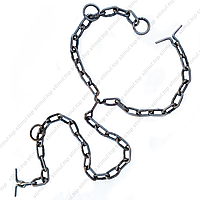 Цепь для привязи КРС (трёхконцевая) 6