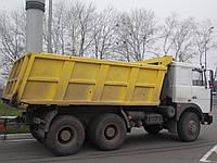 Аренда самосвала МАЗ 20 тонн