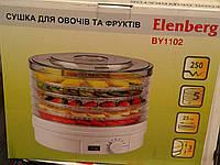 Сушилка для овощей и фруктов Elenberg BY 1102 пятиярусная
