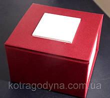 Подарунковий футляр для годин Red