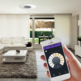 INTELITE SMART LED Светильник Maxus 60W 2700-6500К (1-SMT-007)