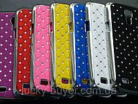 Чехлы для Samsung Galaxy S4 mini I9190 со стразами, фото 1