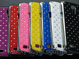 Чехлы для Samsung Galaxy S4 mini I9190 со стразами