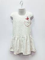 Трикотажное платье Светлое, интерлок