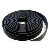 9,0 x 2,0 мм Прямоугольный каучук