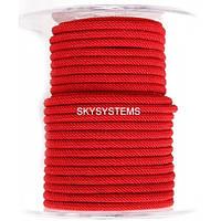 Шелковый шнур Милан 221 | 4.0 мм Цвет: Красный 30