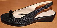 Босоножки женские кожаные большие размеры, босоножки женские большого размера от производителя модель МИ3333-2