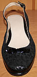Босоножки женские кожаные большие размеры, босоножки женские большого размера от производителя модель МИ3333-2, фото 3
