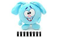 Мягкая игрушка Смешарик Крош музыкальный 4226/15, 15см
