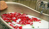 Лепестки роз темно-красные 600 шт