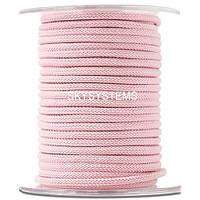 Шелковый шнур Милан 223 | 4.0 мм Цвет: Розовый 17