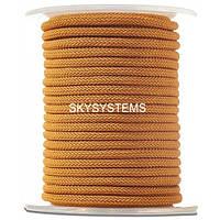 Шелковый шнур Милан 223 | 4.0 мм Цвет: Коричневый 33