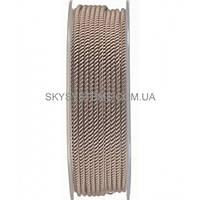 Шелковый шнур Милан 226 | 2.0 мм, Цвет: Бежевый 38