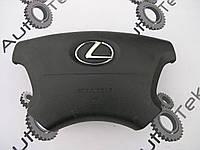 Airbag керма чорний Lexus LS430 (UCF30)