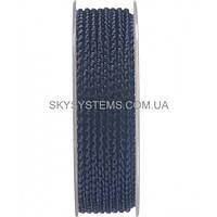 Шелковый шнур Милан 2016 | 2.5 мм, Цвет: Синий 27