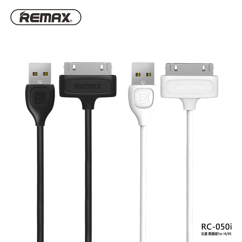 USB кабель для iPhone 3 / iPhone 4 Remax Lesu RC-050