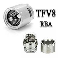 Обслуживаемая база Smok TFV8 V8 RBA 4.0T