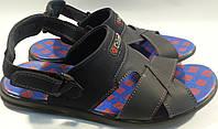 Сандалии-шлепанцы мужские кожаные р40-45 COLUMBIA 1205