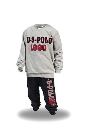 Костюм спортивный детский U.S. Polo Assn, фото 2