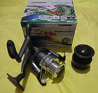 Катушка Siweida Cobra CB40A 1bb (металлическая шпуля)