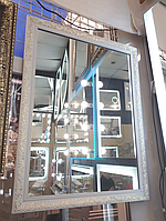 Зеркало в раме 600*800, ширина багета 9 см