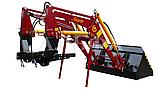 Навантажувач тракторний швидкознімний НТШ-800(Лідер), фото 2