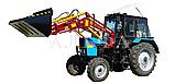 Навантажувач тракторний швидкознімний НТШ-800(Лідер), фото 3