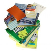 Бумага и изделия из бумаги
