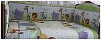 Защита в детскую кроватку Малятко