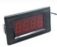 Термометр електронний XH-B305 12V зі звуковою сигналізацією(сині цифри), фото 1