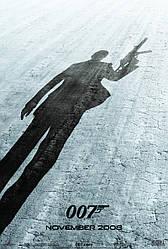 DVD-диск Квант милосердя (Д. Крейг) (Великобританія, 2008)