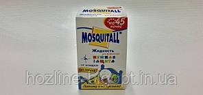 Mosquitall Жидкость от комаров НЕЖНАЯ ЗАЩИТА ДЛЯ ДЕТЕЙ 45 ночей