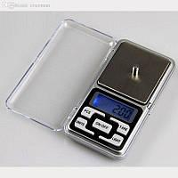 Цифровые ювелирные весы мини 200/0,01гр карманные