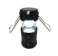 Фонарь-лампа на солнечной батарее G-85 Rechargeable Camping Lantern (кемпинговый фонарь), фото 1