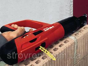Пороховой монтажный пистолет Hilti DX 460 MX 72 - аренда, прокат, фото 3