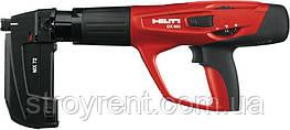 Пороховой монтажный пистолет Hilti DX 460 MX 72 - аренда, прокат