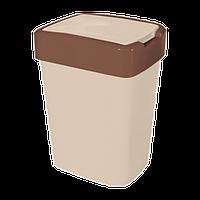 Ведро для мусора 10 л Евро