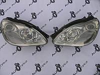 Фары передние рестайлинг mercedes s-class w220 4.0cdi om628, фото 1