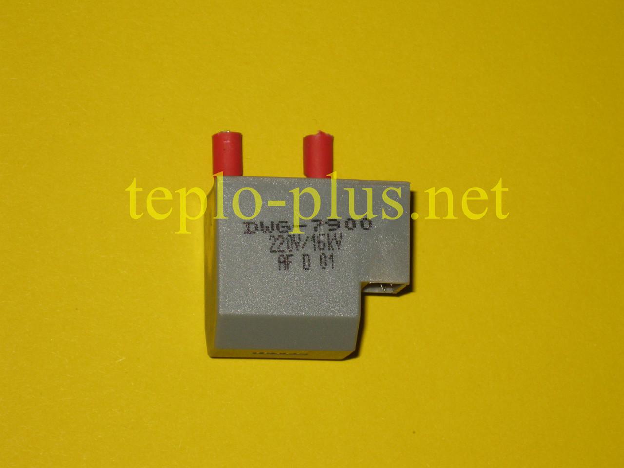 Трансформатор (блок розпалювання (запалювання) DWG-7900 Daewoo Gasboiler DGB-100, 130, 160, 200 ICH/KFC/MSC/MES