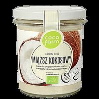 Мякоть кокоса 100% био для приготовления молока,сливок и крема кокосового 280 г