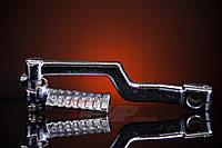 Ножка кикстартера YABEN-60 хром